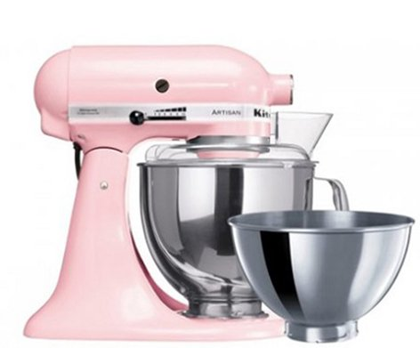 Mixer Kitchen Aid Ksm160 Pink