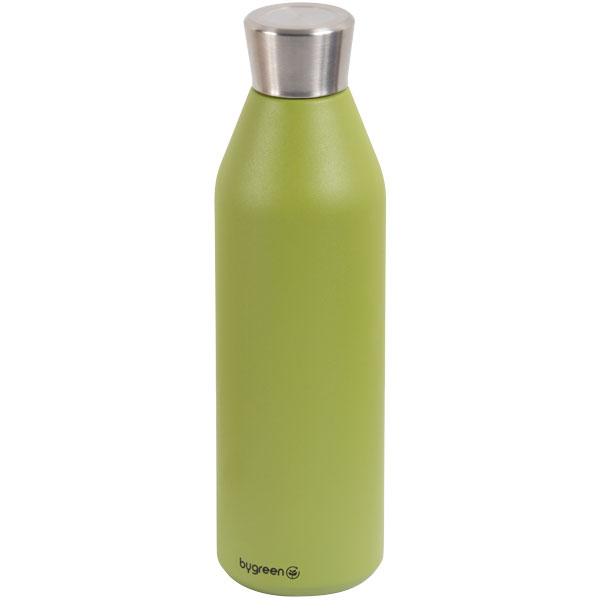 Bottle Go Green Reusable 600ml - Olive