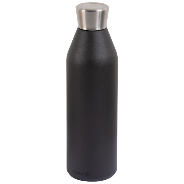 Bottle Go Green Reusable 600ml - Slate