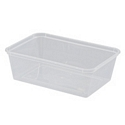 Containers Microwave 750ml Castaway Rect