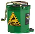 Mop Bucket Contractor Green Economy 15lt