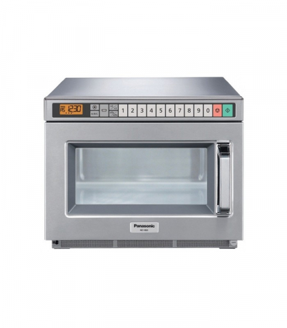 Microwave Panasonic Heavy Duty 1800w 15a