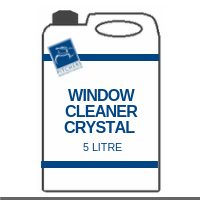 Window Cleaner Clear 5 Litre Crystal